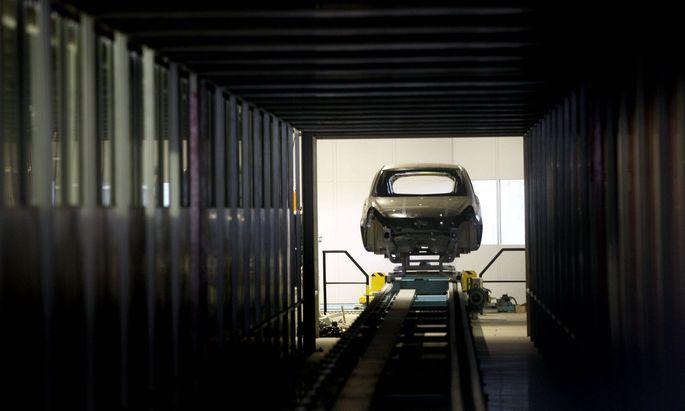 Etwa elf Millionen Fahrzeuge werden heuer wegen des Chipmangels nicht gebaut werden können.