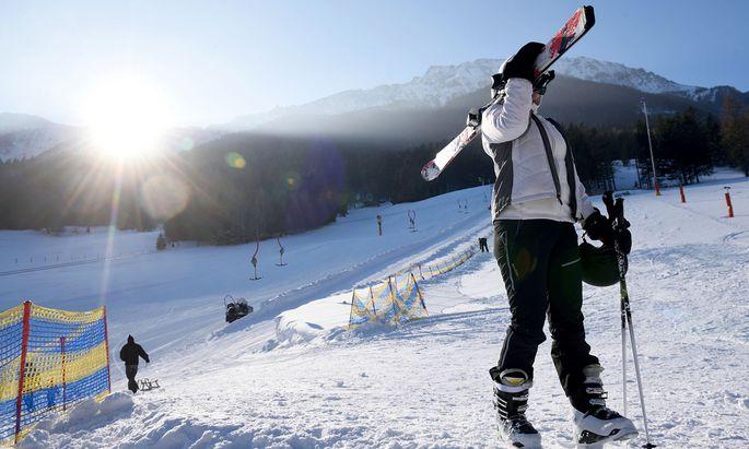 Auch in Teilen Niederösterreichs startet heute der Skibetrieb – es sind aber noch nicht alle Lifte in Betrieb.