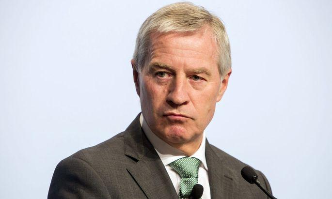 Co-Chef der Deutschen Bank, Jürgen Fitschen