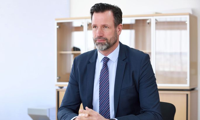 Andreas Holzer ist neuer Leiter des Bundeskriminalamts.