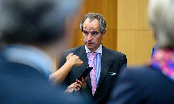 Dem argentinischen Karrierediplomaten Rafael Grossi wurden schon lange Ambitionen auf den Spitzenposten der Atomenergiebehörde nachgesagt.