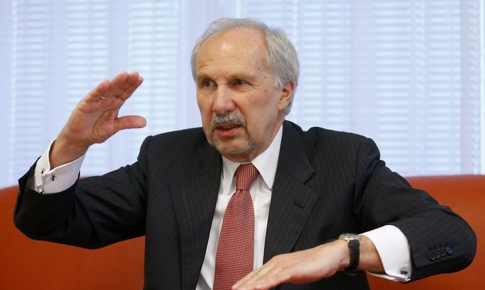 European Central Bank Governing Council member Nowotny