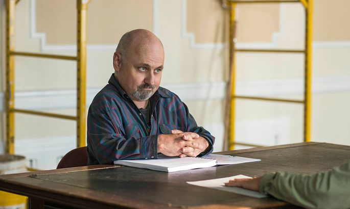 THE PATH, Clark Middleton, Why We Source , (Season 2, ep. 205, aired Feb. 15, 2017). photo: Greg Lewis / Hulu / courtes