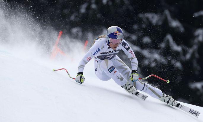 Alpine Skiing - Women's Alpine Downhill