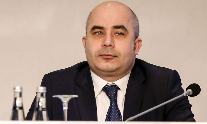 Turkish President Recep Tayyip Erdogan has fired Murat Cetinkaya the governor of the central bank an