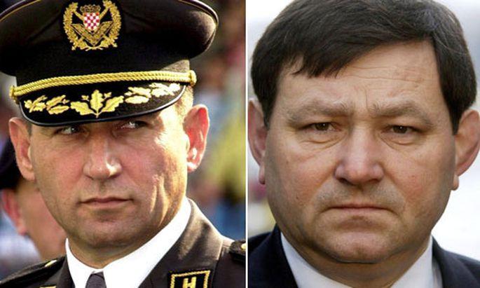 Kroatien: Heftige Kritik an Lob für Kriegsverbrecher