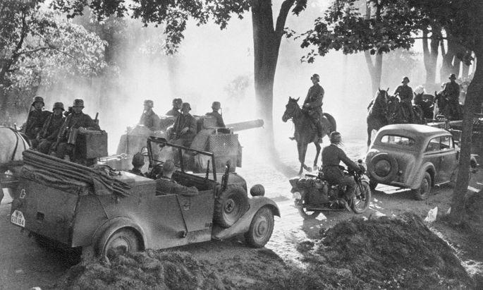 Nazi Convoy