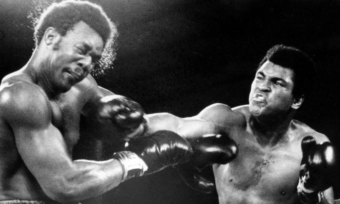 Muhammad Ali gegen George Foreman