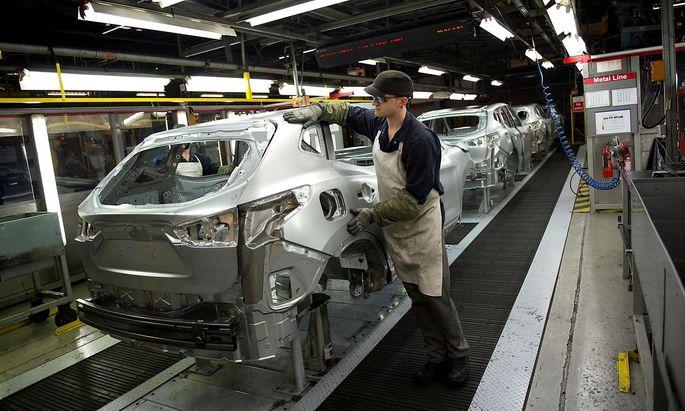 FILES-BRITAIN-JAPAN-MANUFACTURING-AUTO-POLITICS-EU-BREXIT-NISSAN