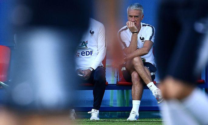 Den Teamgedanken stellt Teamchef Didier Deschamps über alles. Nun ist er auf seine Individualisten angewiesen.