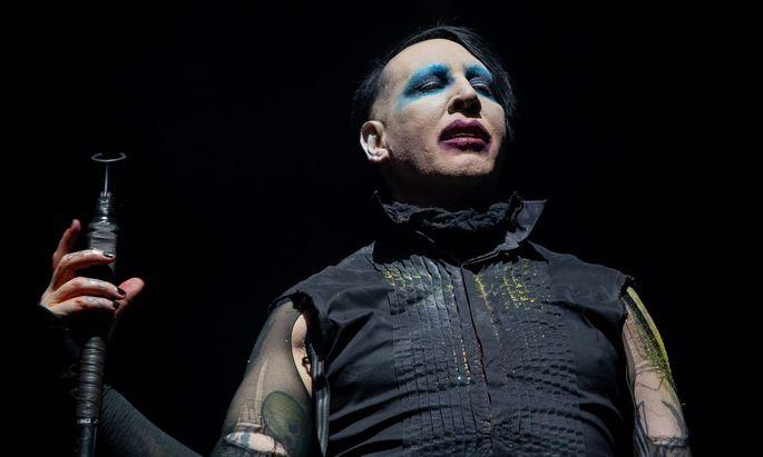 Schwere Missbrauchsvorwürfe gegen Schock-Rocker Marilyn Manson