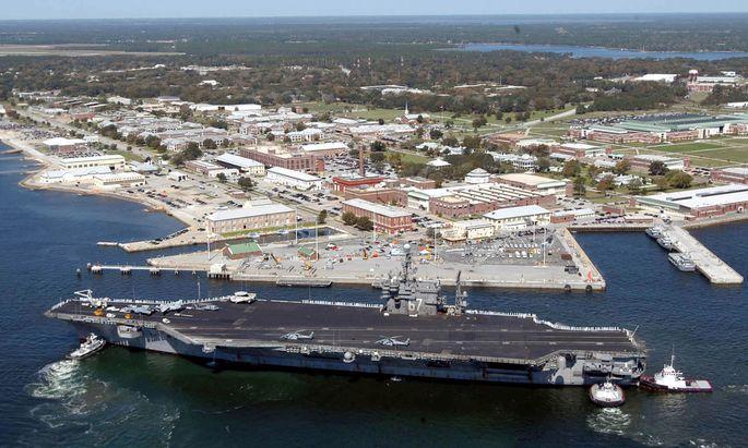 Schüsse auf dem Militärstützpunkt Pensacola in Florida