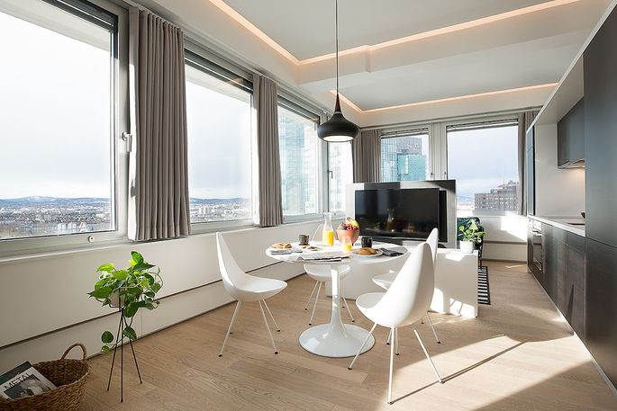 Full-Service-Apartment im PhilsPlace