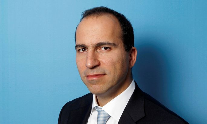 Dara Khosrowshahi soll Uber-Chef werden