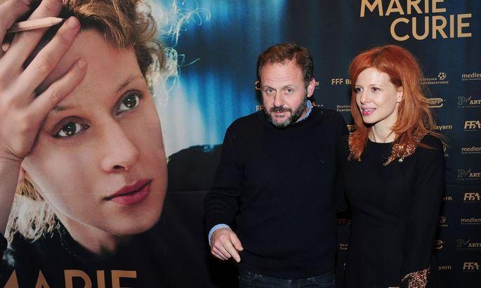GERMANY-CINEMA-MARIE CURIE