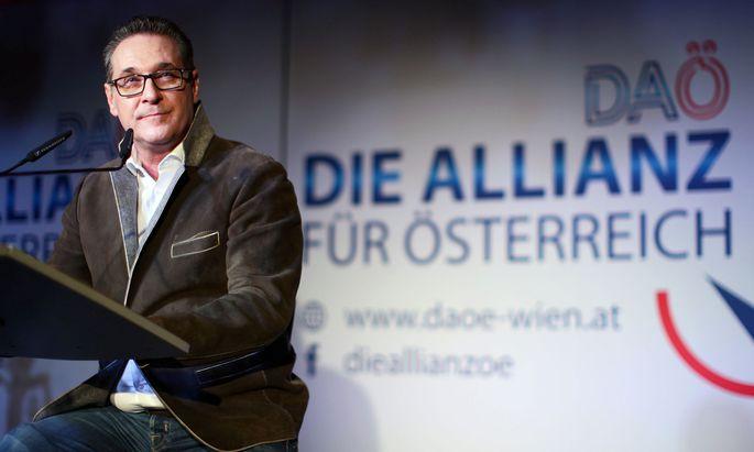 Das meiste Interesse galt dem Event der Allianz für Österreich (DAÖ).
