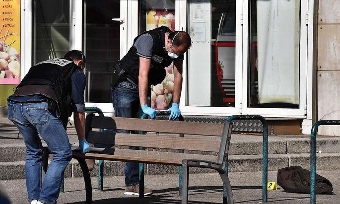 Frankreich: Zwei Tote bei Messerangriff in Romans-sur-Isère