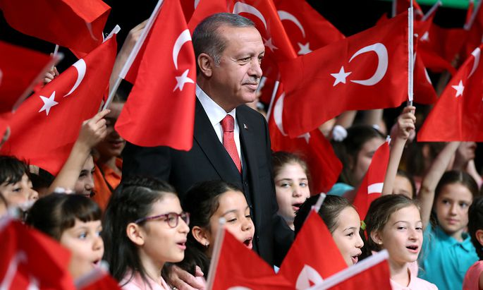 Der Türkische Präsident Erdogan forderte die USA mehrmals zur Auslieferung von Fethullah Gülen auf.