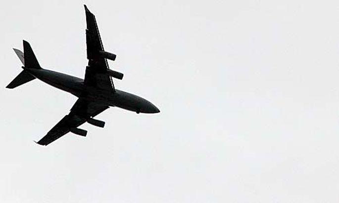 Randalierer Flugzeug verhinderte Abschiebung