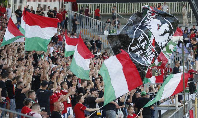 Nur in Ungarn herrscht Heimvorteil: 68.000 dürfen in die Ferenc-Puskas-Arena.