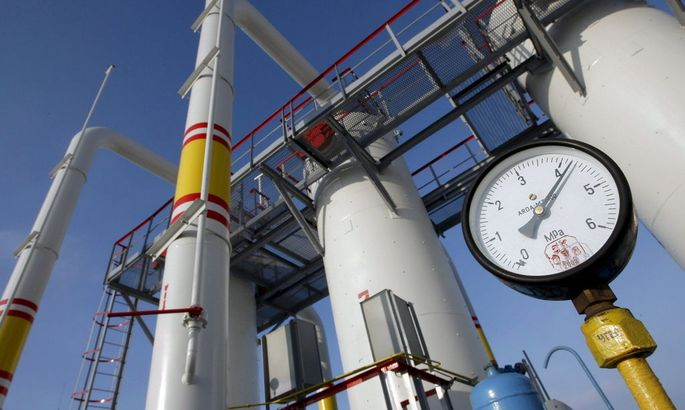 FILE UKRAINE GAS DEBT TALKS