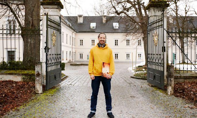 Stellt die heimische Rap-Szene erstmals umfassend vor: Frederik Dörfler-Trummer mit seinem eben veröffentlichten Buch.