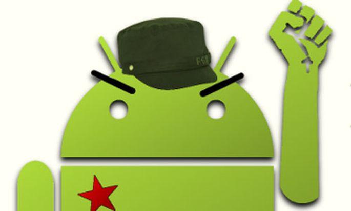 AndroidEntwickler fordern Revolte gegen