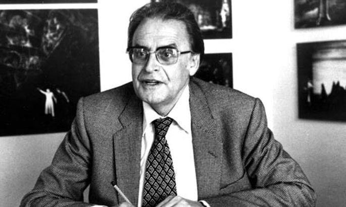 Claus Helmut Drese