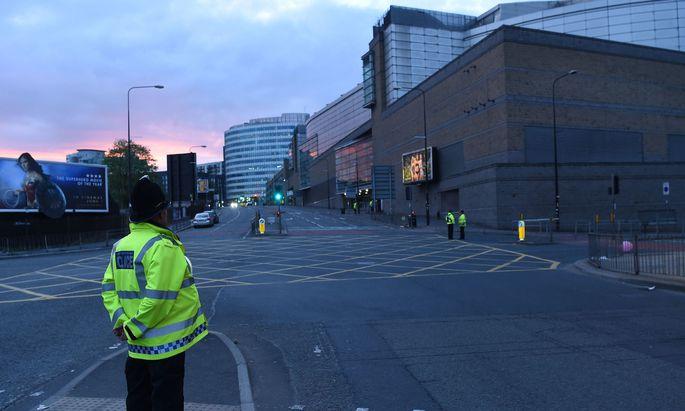 Der Terror hat Manchester erreicht