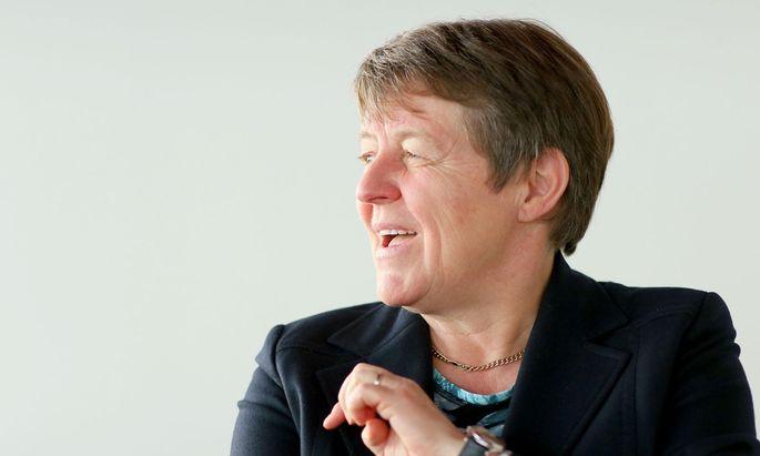 Brigitte Ederer: neu im Marinomed-Aufsichtsrat