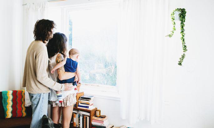 Gemeinsame Kinder, gemeinsame Pension – dieses Modell wird so gut wie gar nicht gelebt.