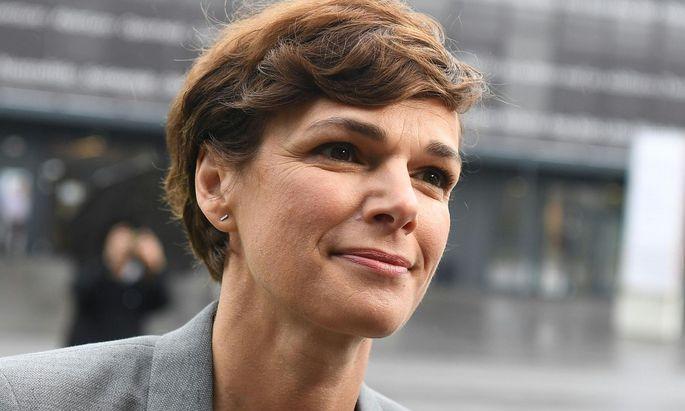 Pamela Rendi-Wagner.