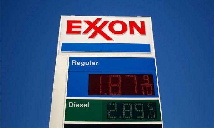 Investor Buffett steigt bei Exxon aus.