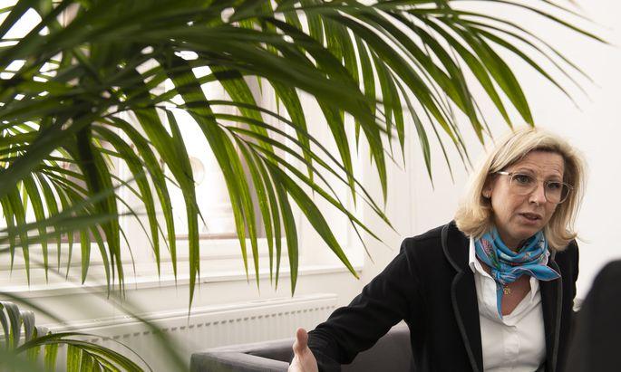 Ulrike Nittmann ist seit Donnerstag neue (nicht amtsführende) FPÖ-Stadträtin.