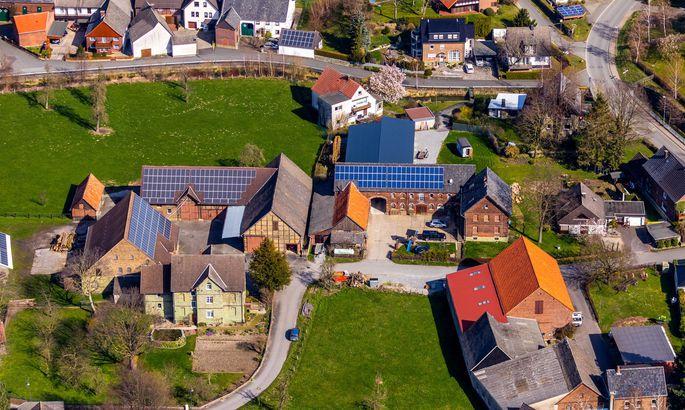 10 Energiegemeinschaften gibt es testweise in Österreich.