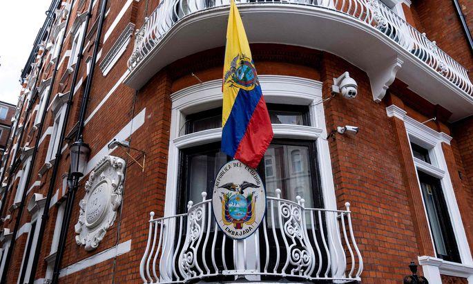 Die Botschaft von Ecuador.