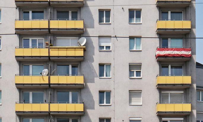 Prosperitätsnationalismus. Ein Bild aus Wien.