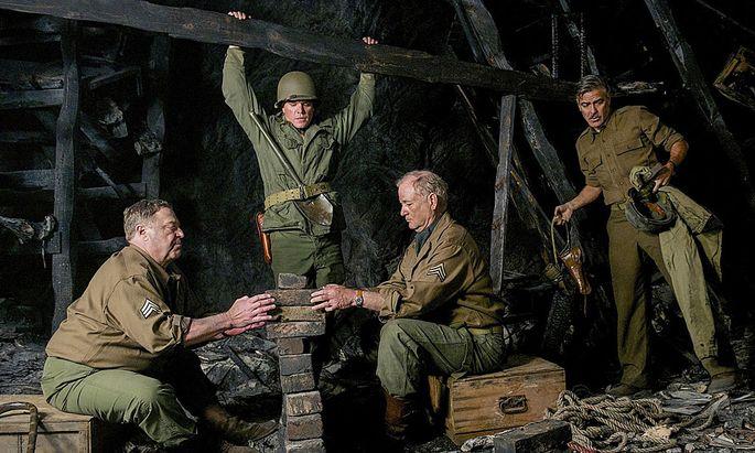 George Clooney;Matt Damon;Bill Murray;John Goodman