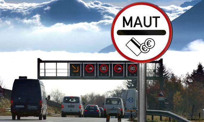 EUGH Geplante PKW Maut verstoesst gegen EU Recht Archivfoto Symbolfoto Einfuehrung der PKW Maut A