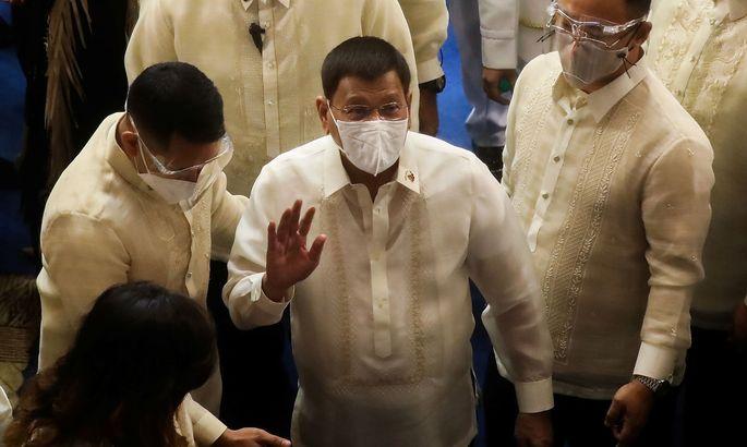 Rodrigo Dutertes Amtszeit neigt sich nach sechs Jahren langsam dem Ende zu.
