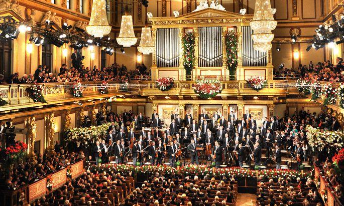 Neujahrskonzert Wien Tv