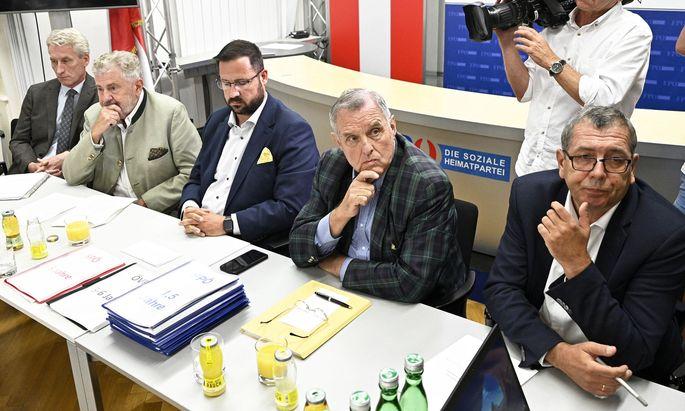 Michael Wladika ganz rechts im Bild