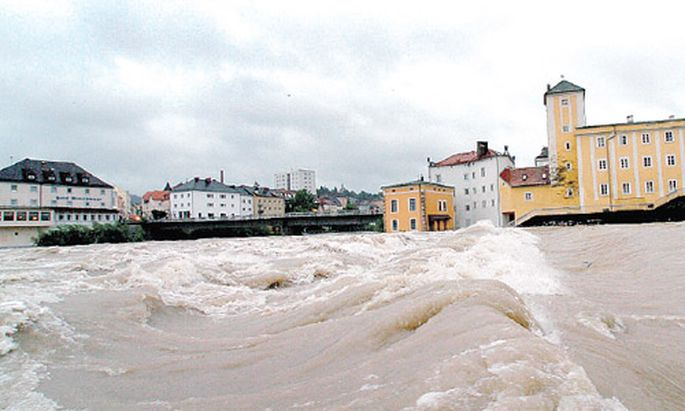 Katastrophenschutz Naturgewalten vorbauen