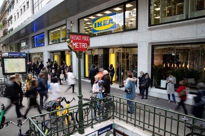 FRANCE-SWEDEN-RETAIL-IKEA