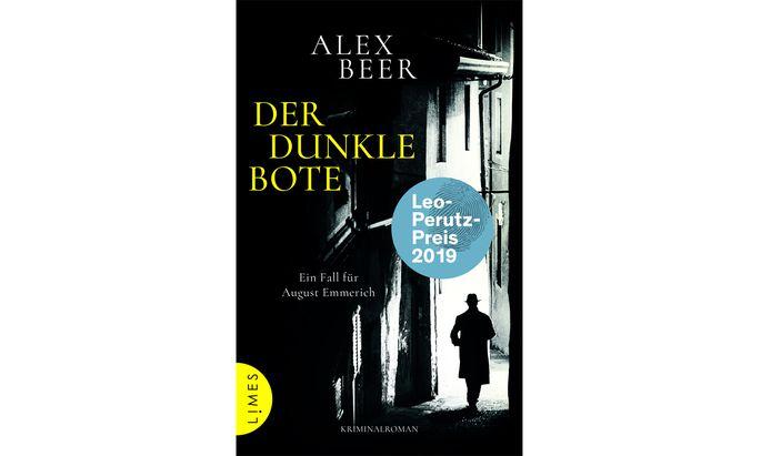 """Alex Beer: """"Der dunkle Bote"""""""