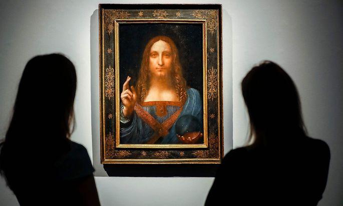 FILES-BRITAIN-US-ART-AUCTION-CHRISTIES