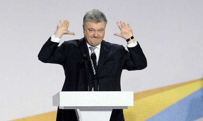 Präsident Petro Poroschenko (Archivbild vom Jänner)