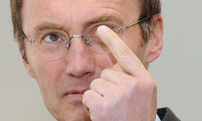 Othmar Karas AntiStrasser