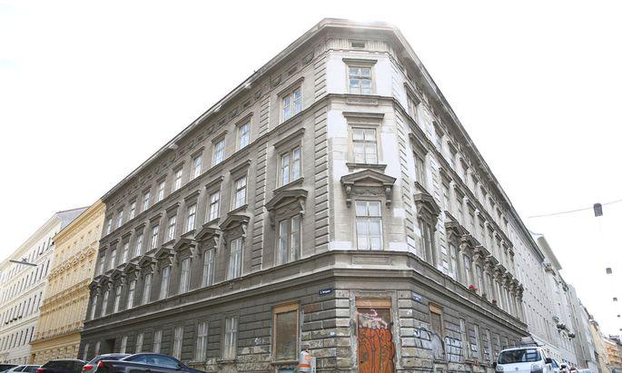 Das alte Haus in der Hetzgasse 8 soll einem Neubau weichen.