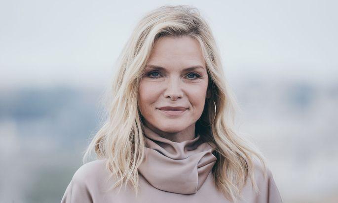 Michelle Pfeiffer im Interview